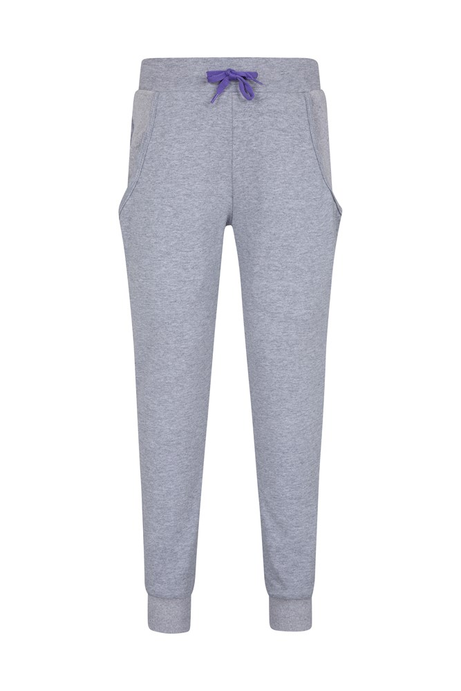 Bend & Stretch Sweatpants - Grey