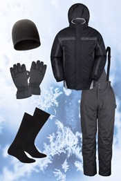 Mens Ski Package