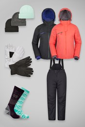 Zakti Womens Ski Package