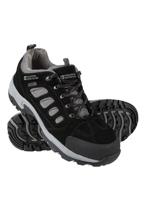Lockton Mens Waterproof Walking Shoes