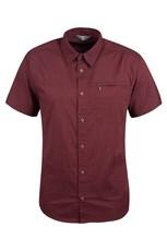 Coconut Short Sleeve Mens Travel Shirt