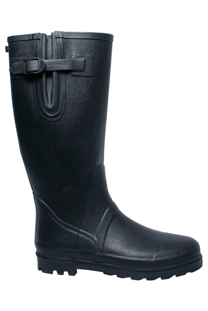 Mens Wellies - Black
