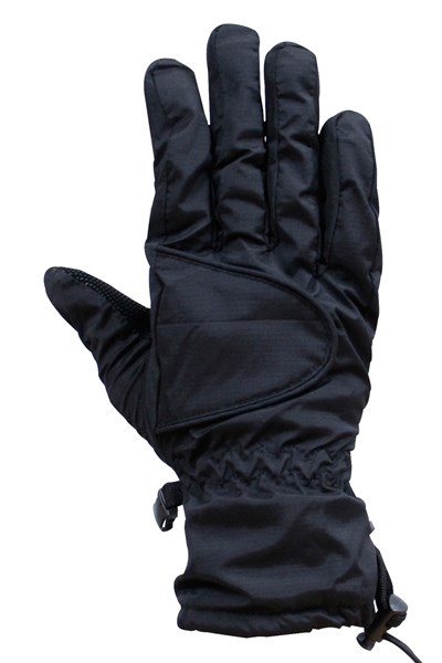 Classic Waterproof Outdoor Gloves - Black