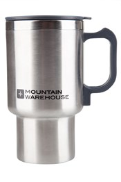 Double Walled Travel Mug with Adapter - 450ml