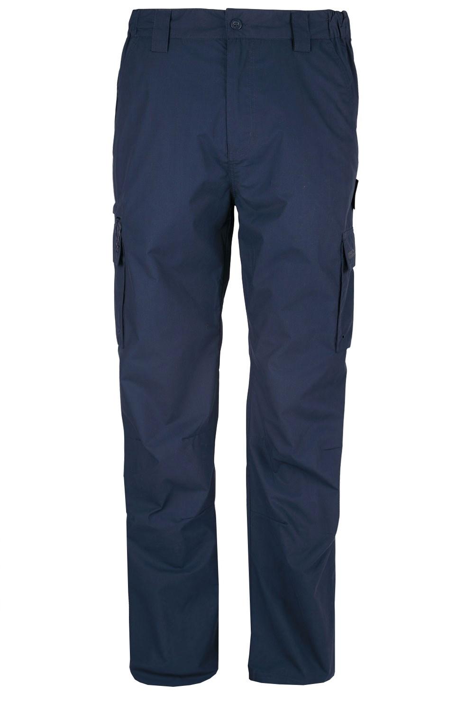 Winter Trek Mens Regular Length Trousers - Navy
