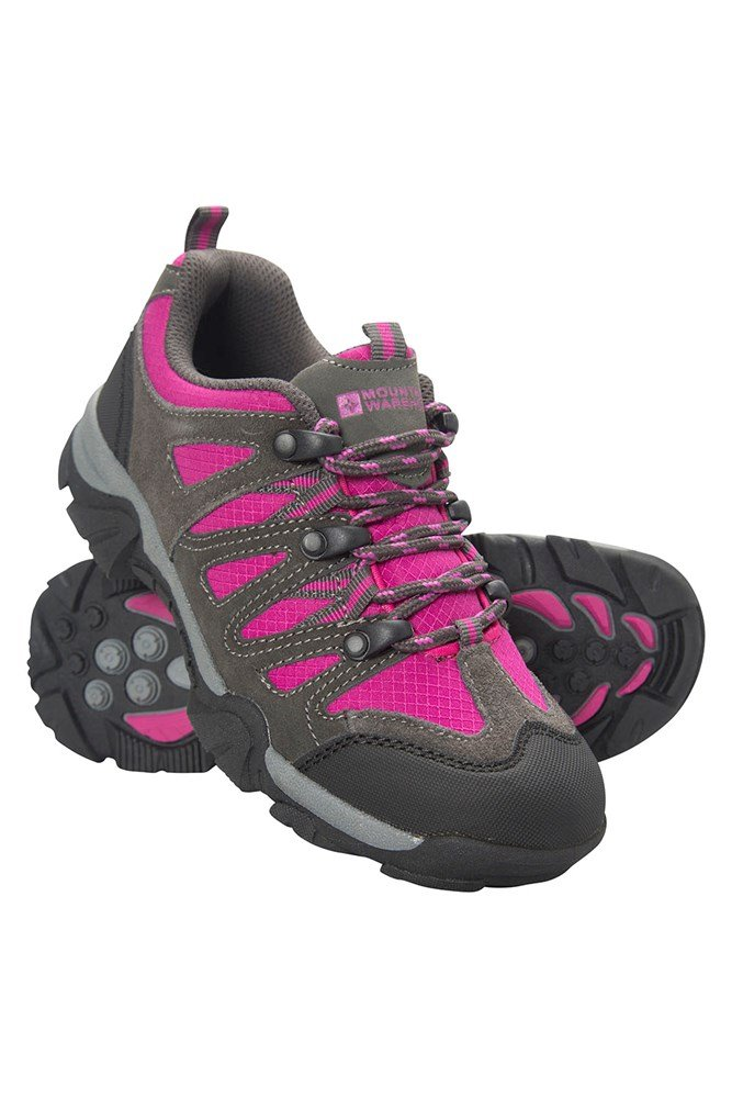 Cannonball Kids Walking Shoes - Pink
