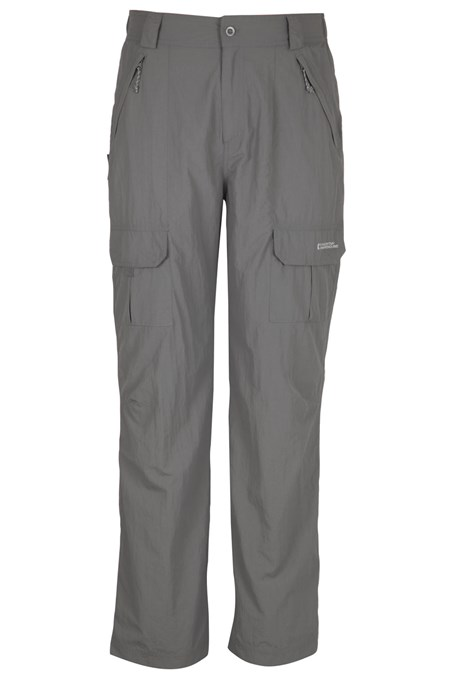 Terrain Mens Regular Length Trousers