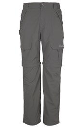 Terrain Zip-Off Mens Trousers
