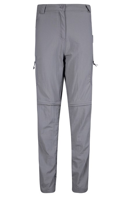 Terrain Zip-Off Womens Trousers