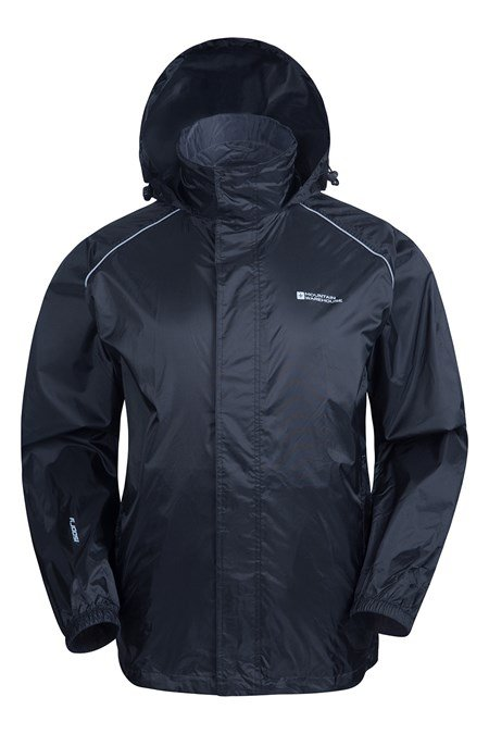Pakka Mens Waterproof Jacket | Mountain Warehouse CA
