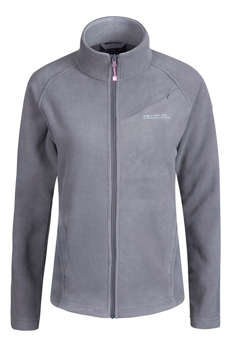 Star Womens Full Zip Fleece