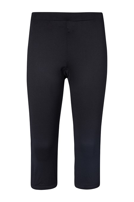 Womens Sprint 3/4 Length Running Tights