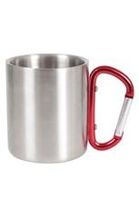 Mug with Karabiner Handle