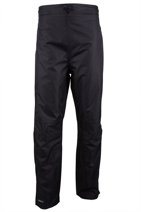 The Downpour Womens Waterproof Trousers are high performance trousers. Fully waterproof with taped seams, whilst also being highly breathable with a mesh lining and half zip opening at the leg - designed to wear over your regular trousers or baselayer in wet weather.
