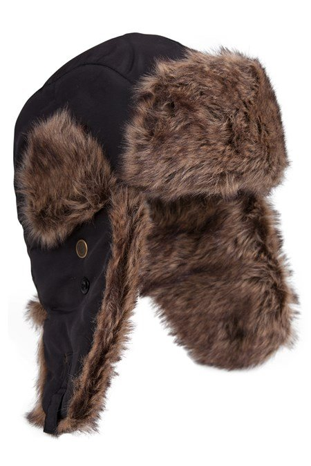 016281 FURRY FLYING HAT