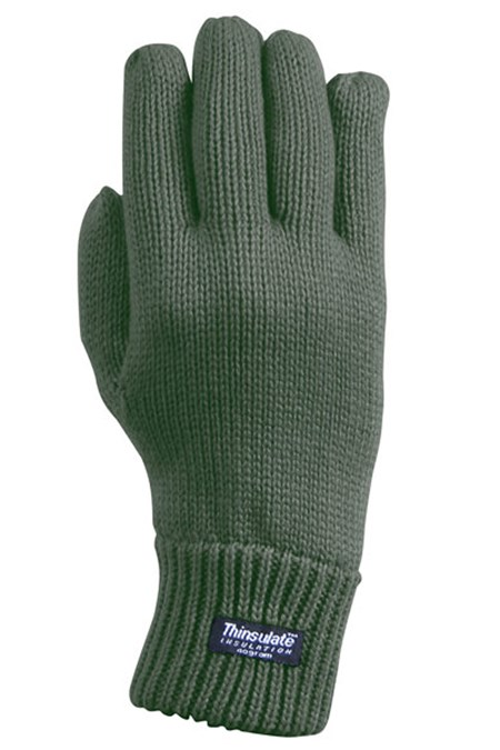 Thinsulate Men's Knitted Gloves