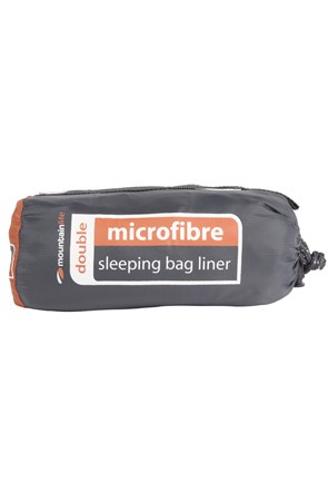 Microfibre Double Sleeping Bag Liner
