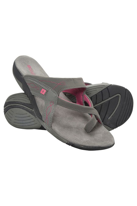 09c60b918462 Womens Shore Sandals - Grey