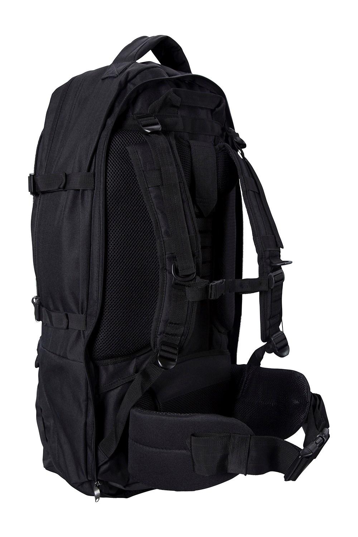 Sac-à-Dos Rucksack Traveller 60+20L - Noir boVrJ034