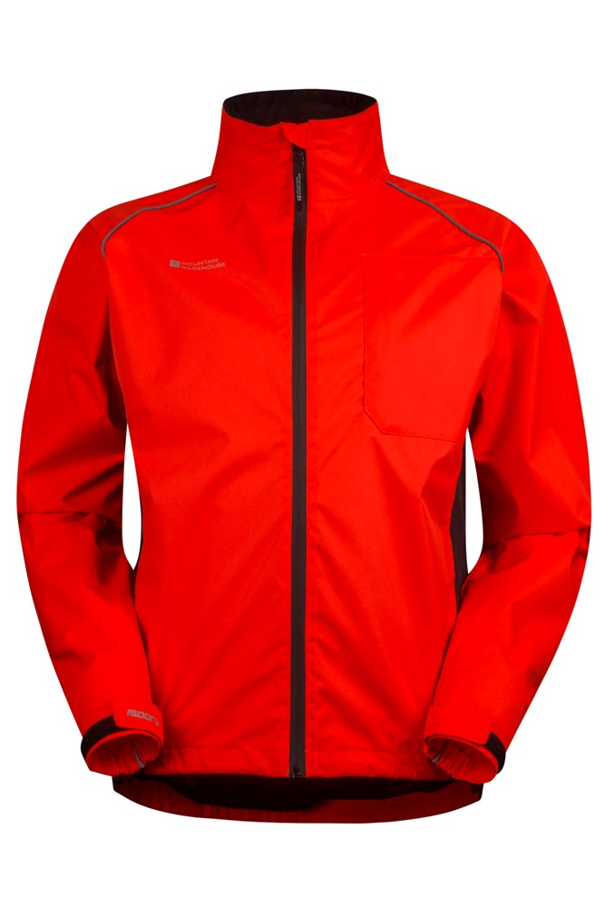 Adrenaline Mens Bike Jacket - Red