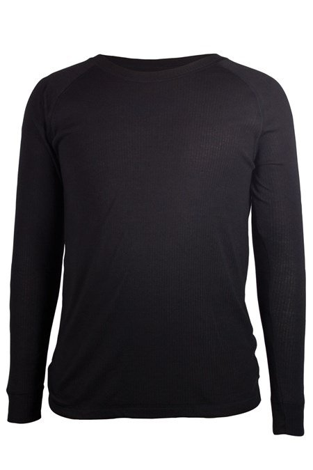 Talus Men's Long Sleeve Base Layer Top