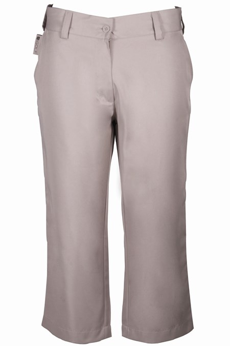Tailored Women's Golf Capri Trousers