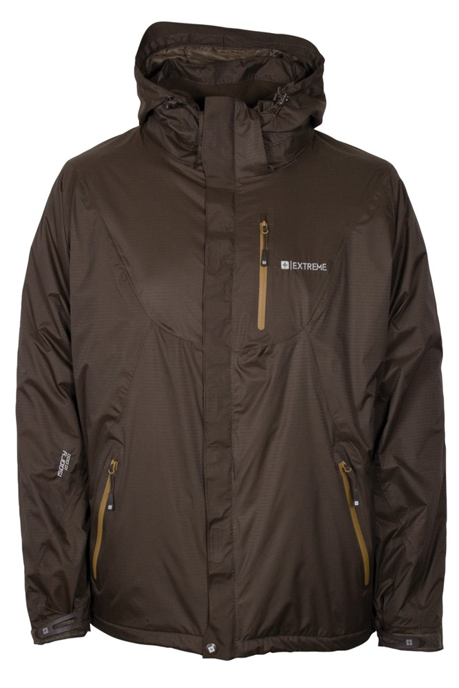 Bracken Extreme 3 in 1 Mens Waterproof Jacket | Mountain Warehouse GB