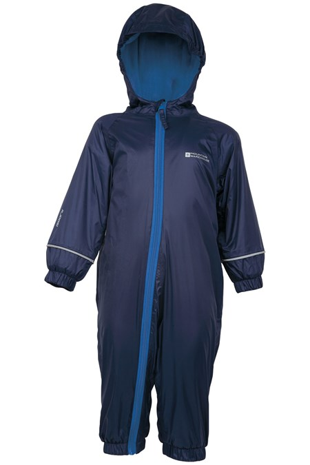 Spright Kids Fleece Lined Waterproof Rain Suit