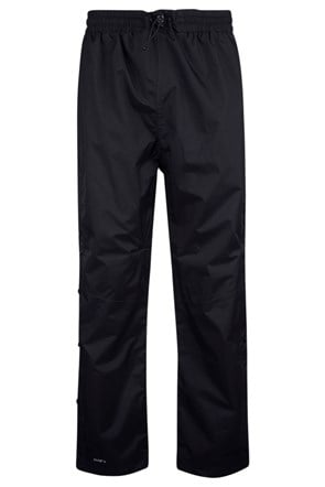 Downpour Mens Waterproof Trousers Short Length