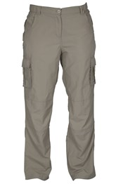 Travel Extreme Womens Regular Length Trousers