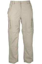 Travel Extreme Zip-Off Womens Trousers