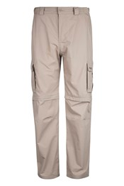 Trek Zip-Off Mens Trousers