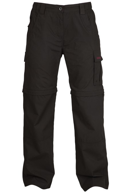 Trek Womens Zip-Off Trousers