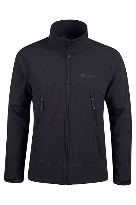 Napier Mens Softshell Jacket