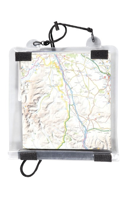 Soft Feel Map Case