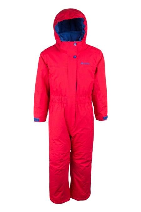 018802 CLOUD KIDS ALL IN ONE WATERPROOF SNOWSUIT