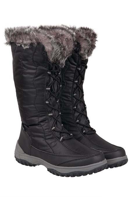 Snowstorm Extreme Womens Snow Boots Mountain Warehouse Gb