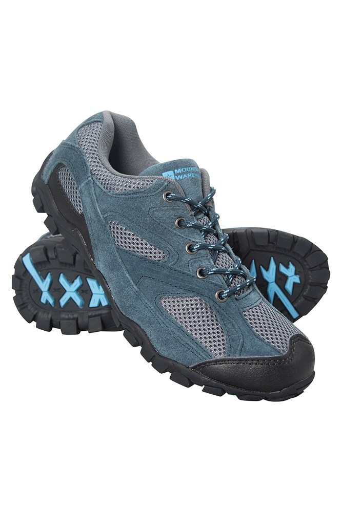 Outdoor Womens Shoes - Blue