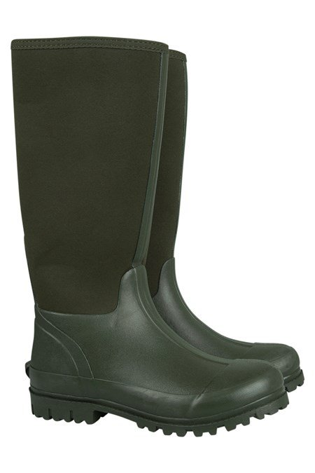 Neoprene Mucker Mens Long Boot