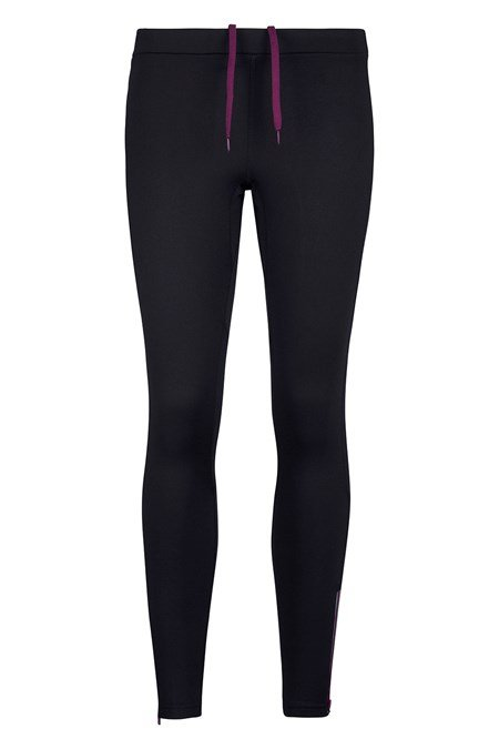 Winter Sprint Womens Full Length Running Tights