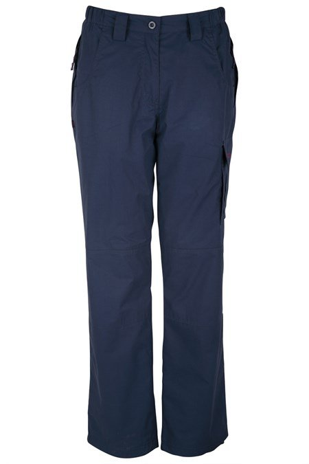 Winter Trek Womens Short Length Trousers