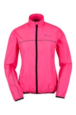 Force Water-Resistant Womens Running Jacket