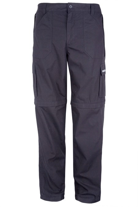 Multi Zip-Off Men'sTrousers