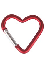 Karabiner - Heart Shaped