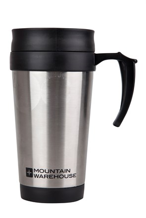 Travel Mug with Handle - 420ml