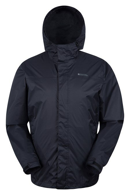 Torrent Mens Waterproof Jacket | Mountain Warehouse US