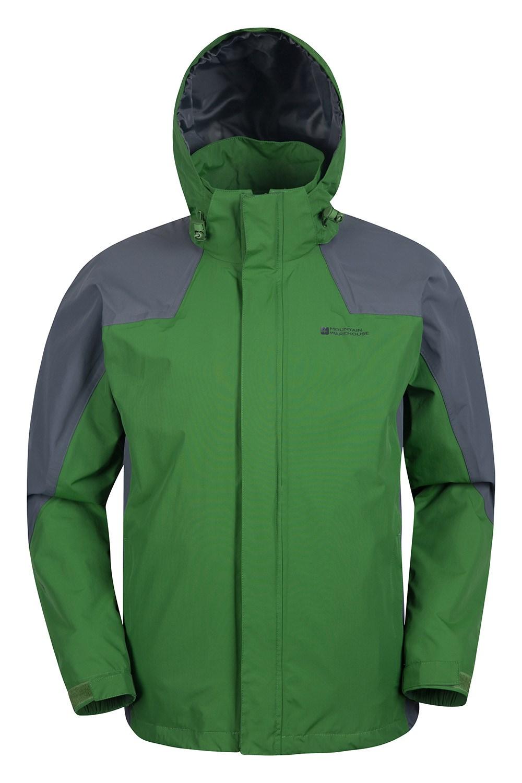 Gust Waterproof Mens Jacket | Mountain Warehouse GB