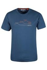 3 Peaks Mens T-Shirt