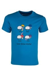 Great British Weather Kids T-Shirt