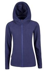 Hebridean Melange Womens Fleece